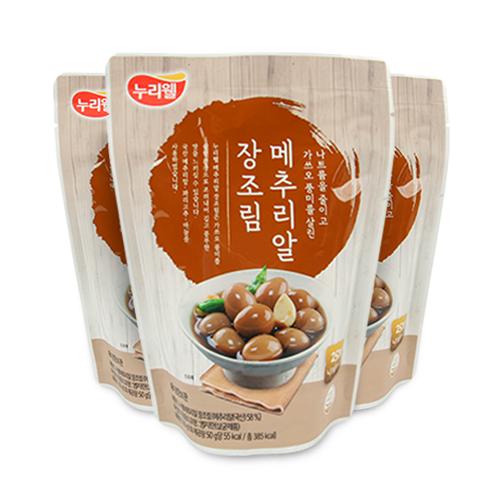 메추리알 장조림(350g)/깐메추리알(270g)