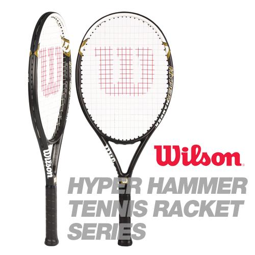 윌슨 하이퍼 햄머 5.3 테니스 라켓