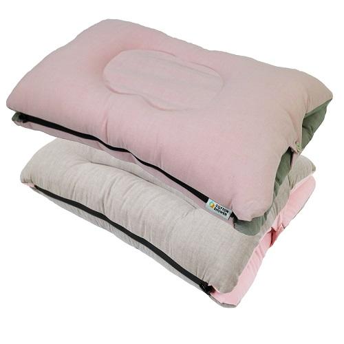 통째로 세탁하는 코튼샤워 핑크라이트-M [1+1]